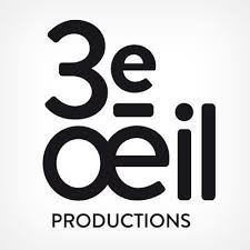 3 EME OEIL PRODUCTION logo