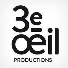 3 EME OEIL PRODUCTION logo